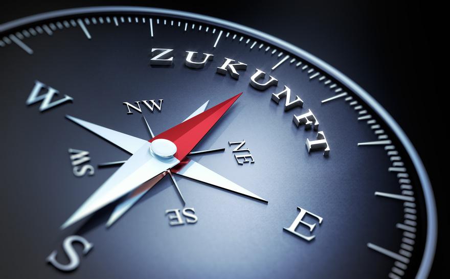 Kompass - Zukunft